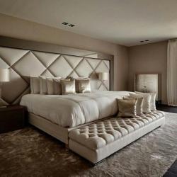 غرفة نوم مميزه ومريحة جدا