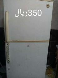 ثلاجة ١٤ قدم مستعملة للبيع