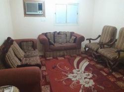 شقة غرفتين بوادى لبن الرياض للايجار