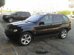 سياره BMW X5 بحالة فوق الممتازه