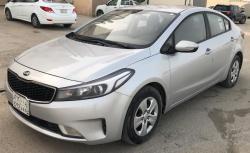 سياره كيا سيراتو موديل 2017  للبيع