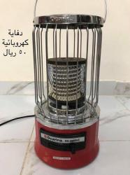 دفاية كهرباء مستعمل نظيف