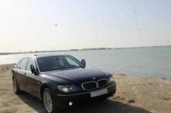 بي أم BMW 730 il 2007
