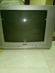 تلفزيون عادي نظيف