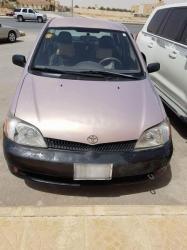 سيارة تيوتا ايكو 2001 جير عادي