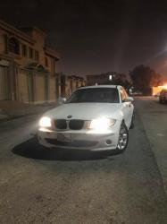 BMW 118i نظيفة 2007