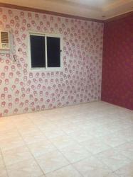 شقة عوائل غرفة وصالة بحى اليرموك للايجار