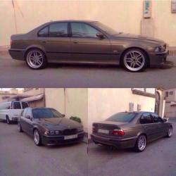 للبيع BMW 540i