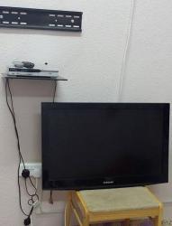 تلفزيون مع رسيفر نظيف