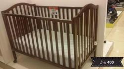 سرير جونيور للاطفال بالمرتبة كالجديد للبيع