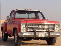 جمس 454   بهبهاني  1979