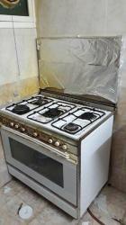 بوتاجاز بدون الدابة بحالة نظيفة