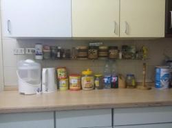 مطبخ المويتال جديد ونظيف للبيع