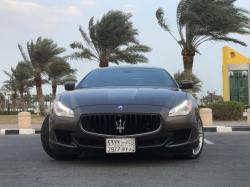مزراتي GTS V8 سعودي2014