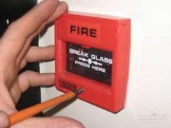 انظمه الانذار والكشف عن الحريق