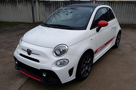 Abarth 595 Cabrio 145 PS