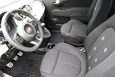 Abarth 595 Cabrio 145 PS