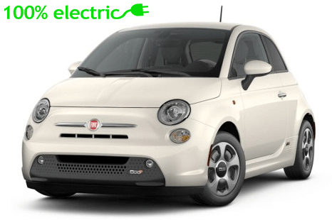 Fiat 500 E 2D 83 Kw 2015