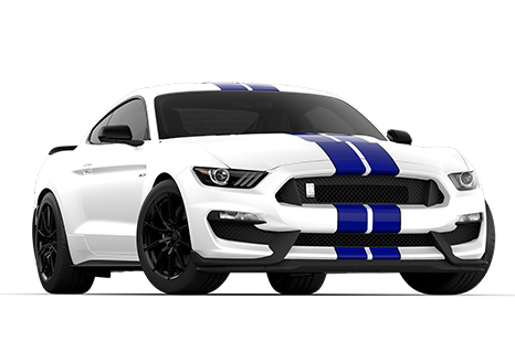 Ford USA Mustang Shelby GT350