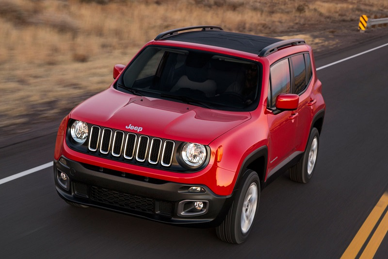 Jeep Renegade 1.6 Mjt Limited 120 HP 609.723.1 + 8DW