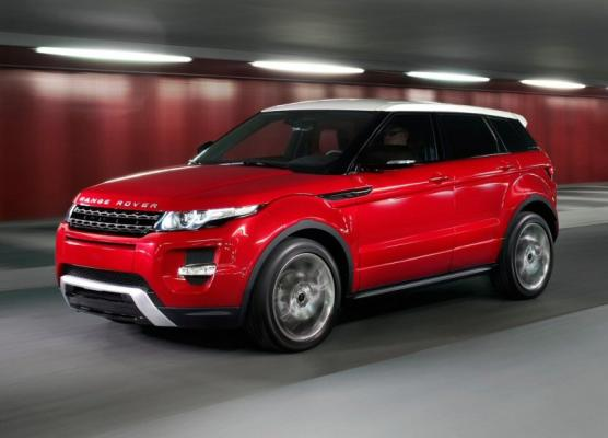 Land Rover Range Rover Evoque SE Dynamic TD4 150 HP + Heated seats + Privacy glass + Camera