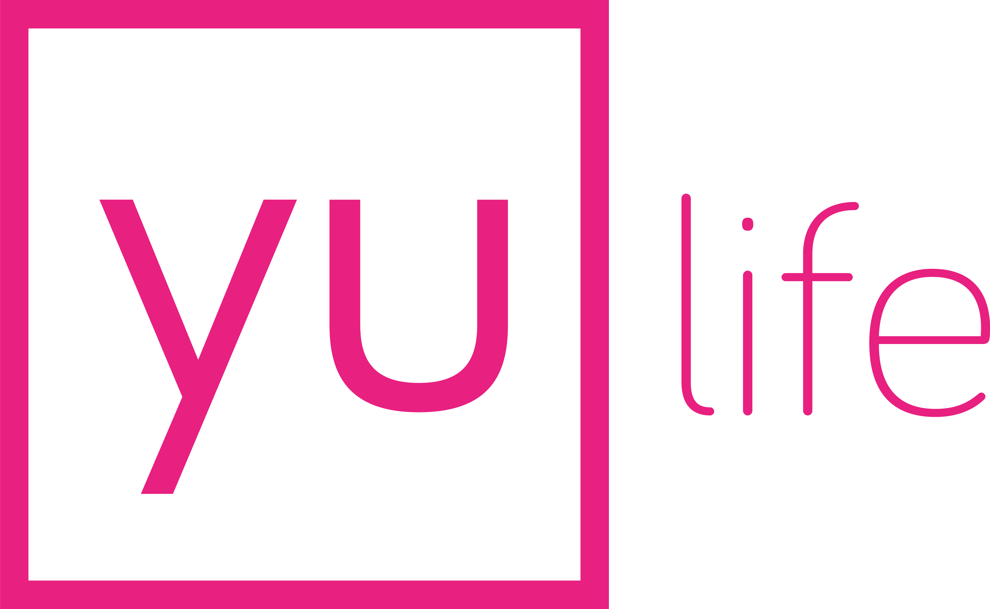 Link to yu life's website