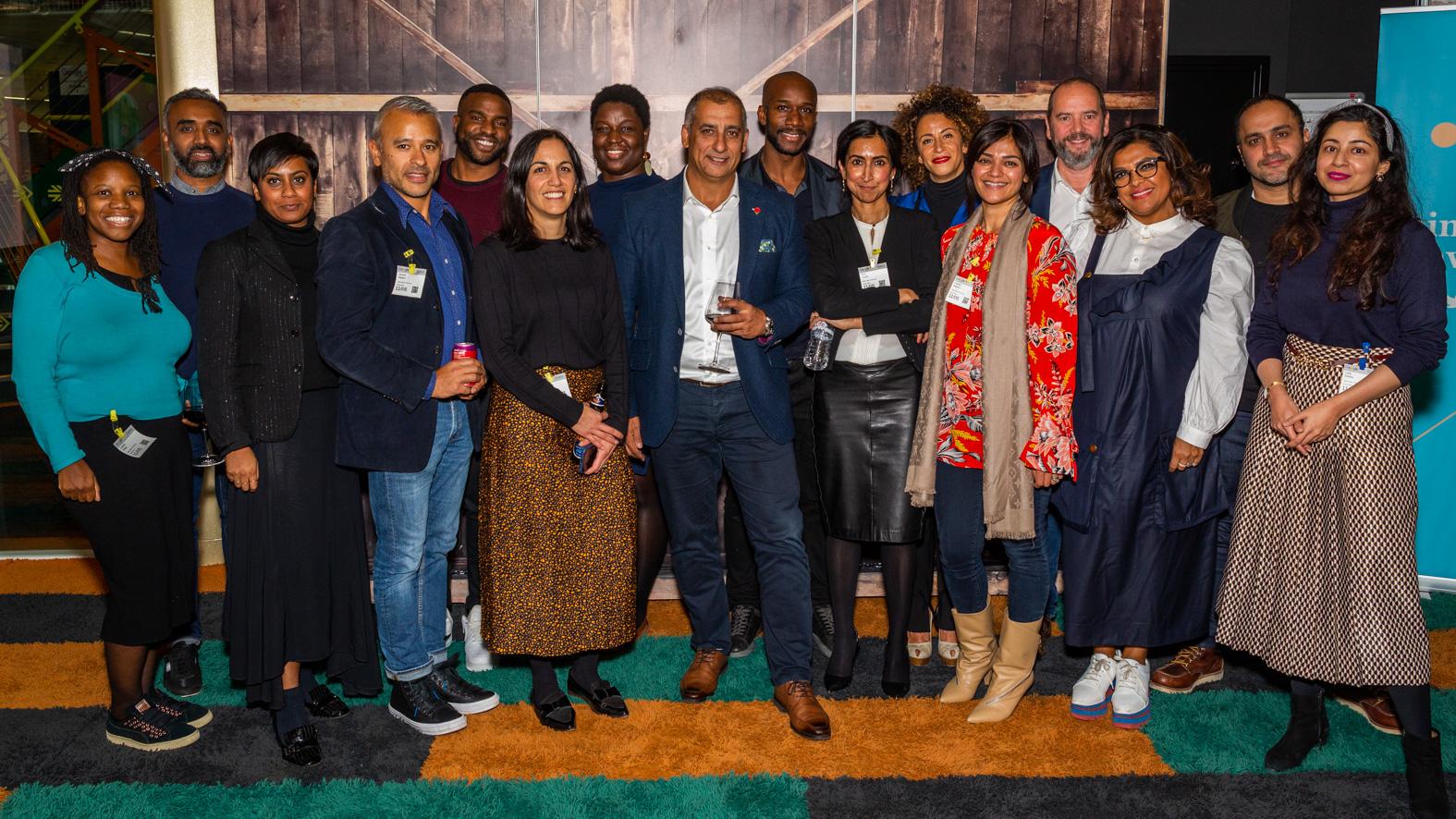BAME Leaders speed mentoring