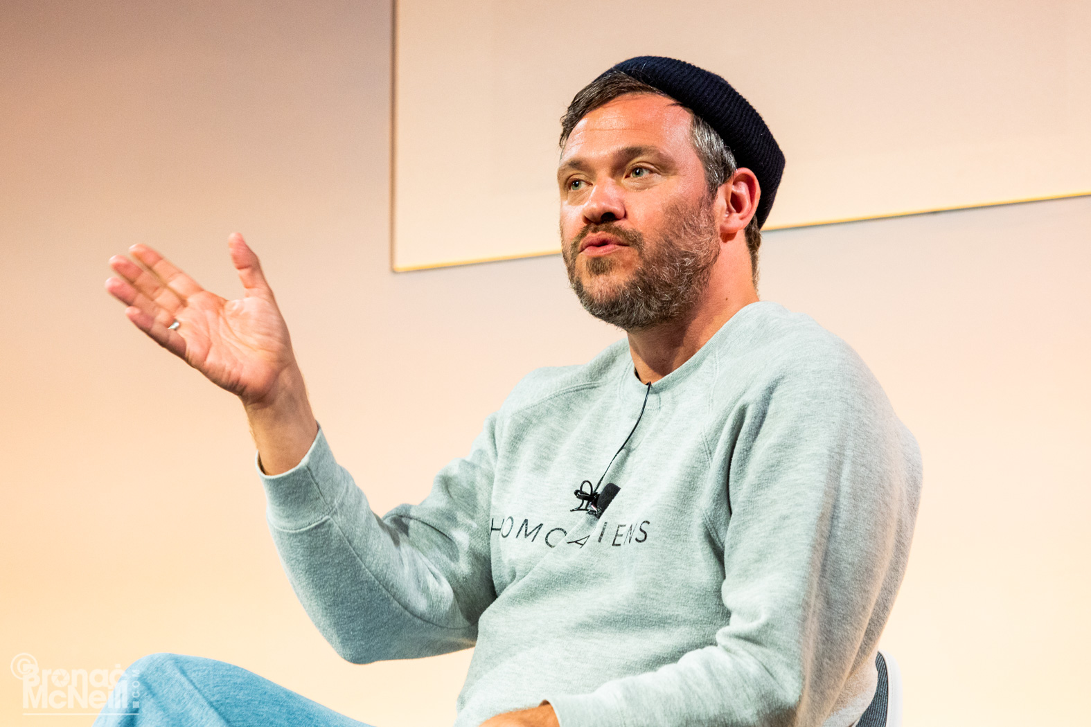 Will Young at NABS WellFest