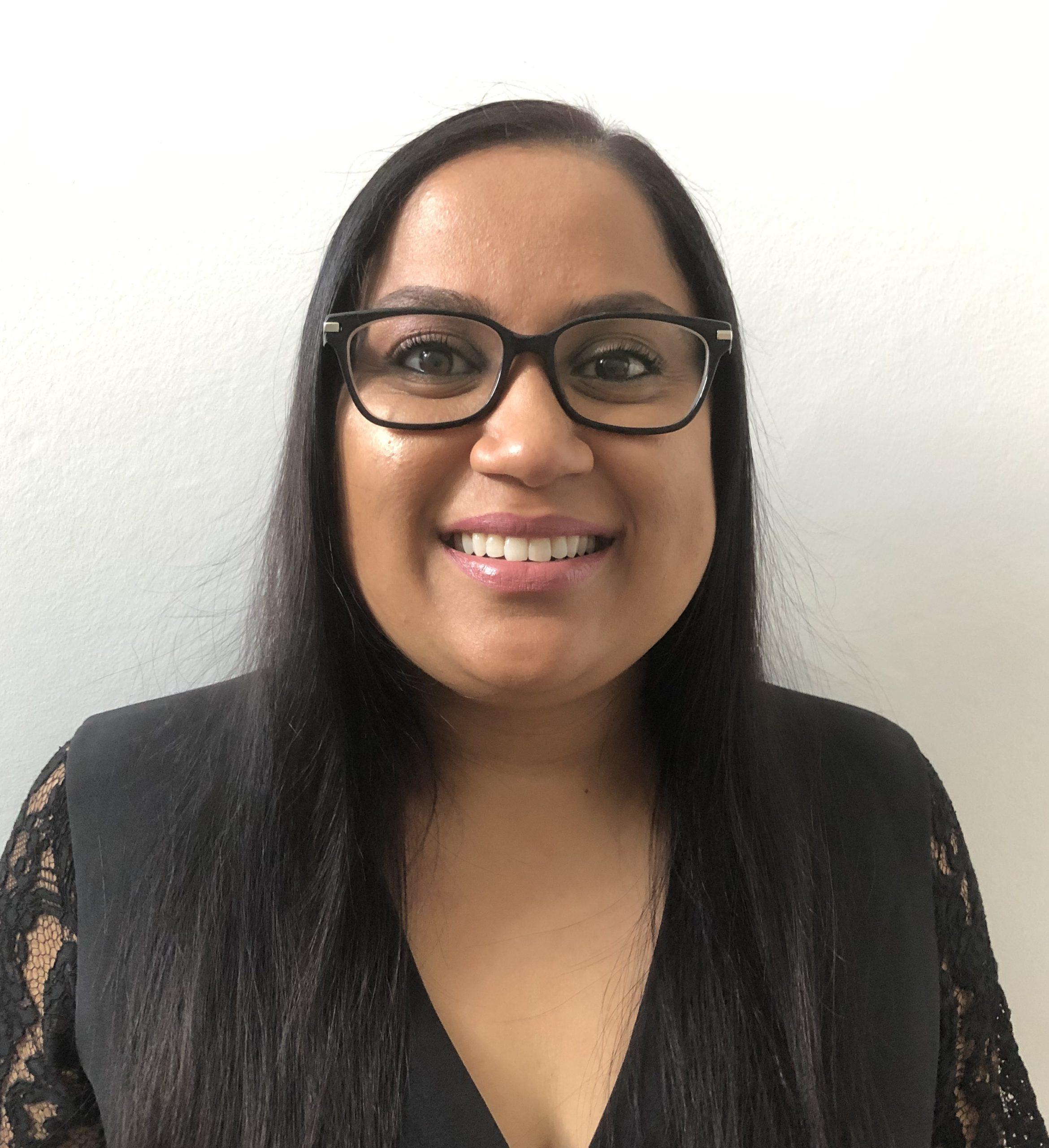 Sara Patel smiling