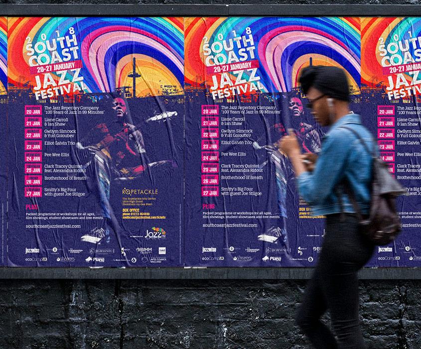 South Coast Jazz Festival - nadworks