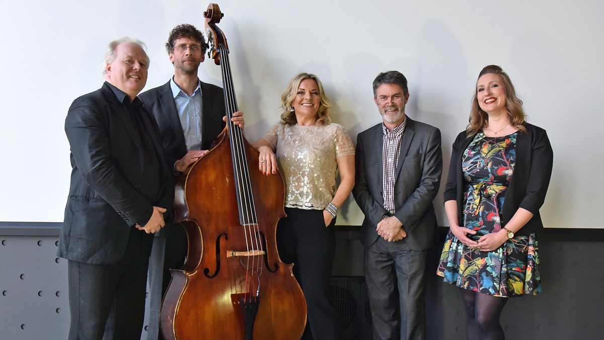 Claire Martin with the Dave Newton Trio and Seonaid Aitken