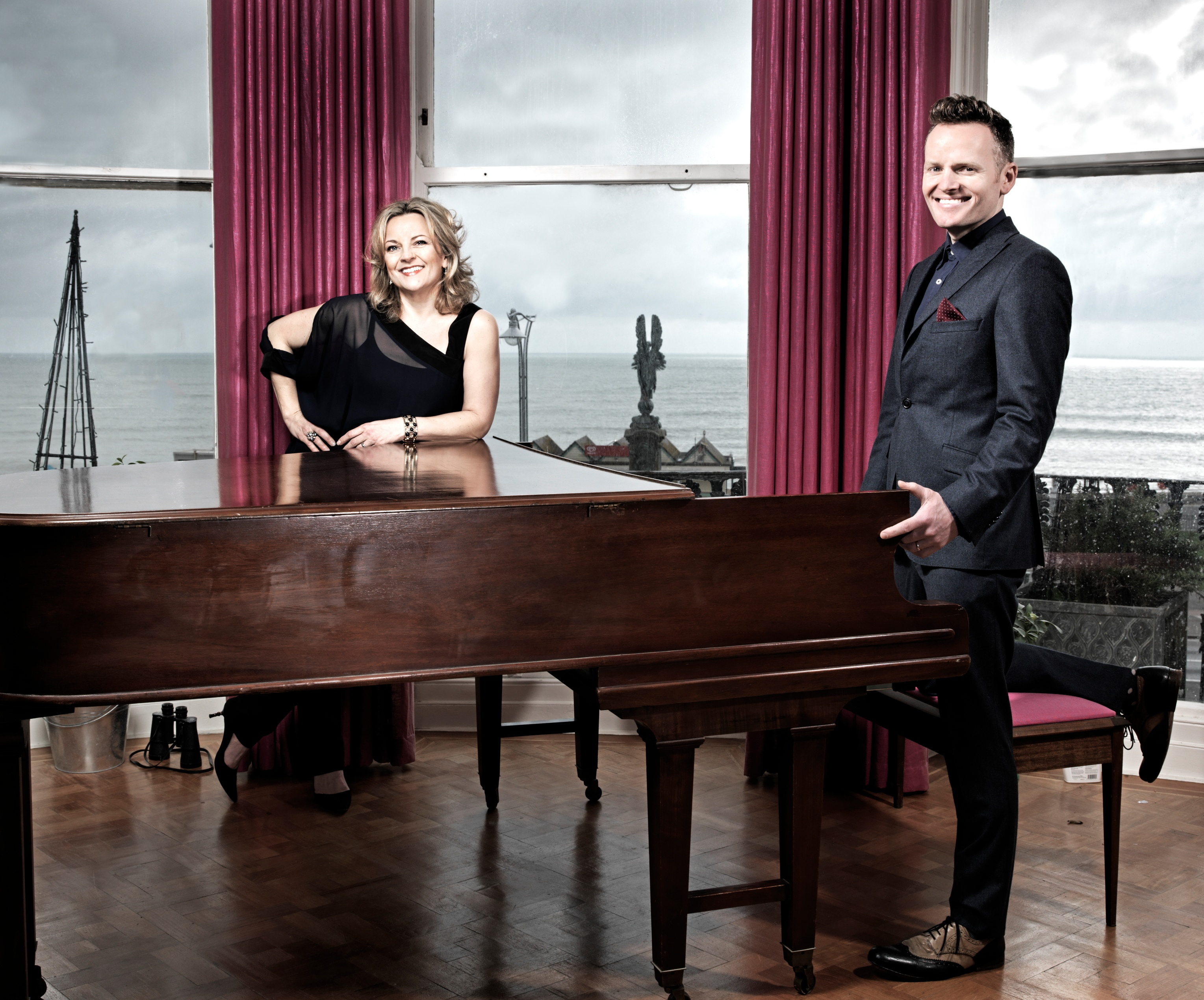 Claire Martin and Joe Stilgoe