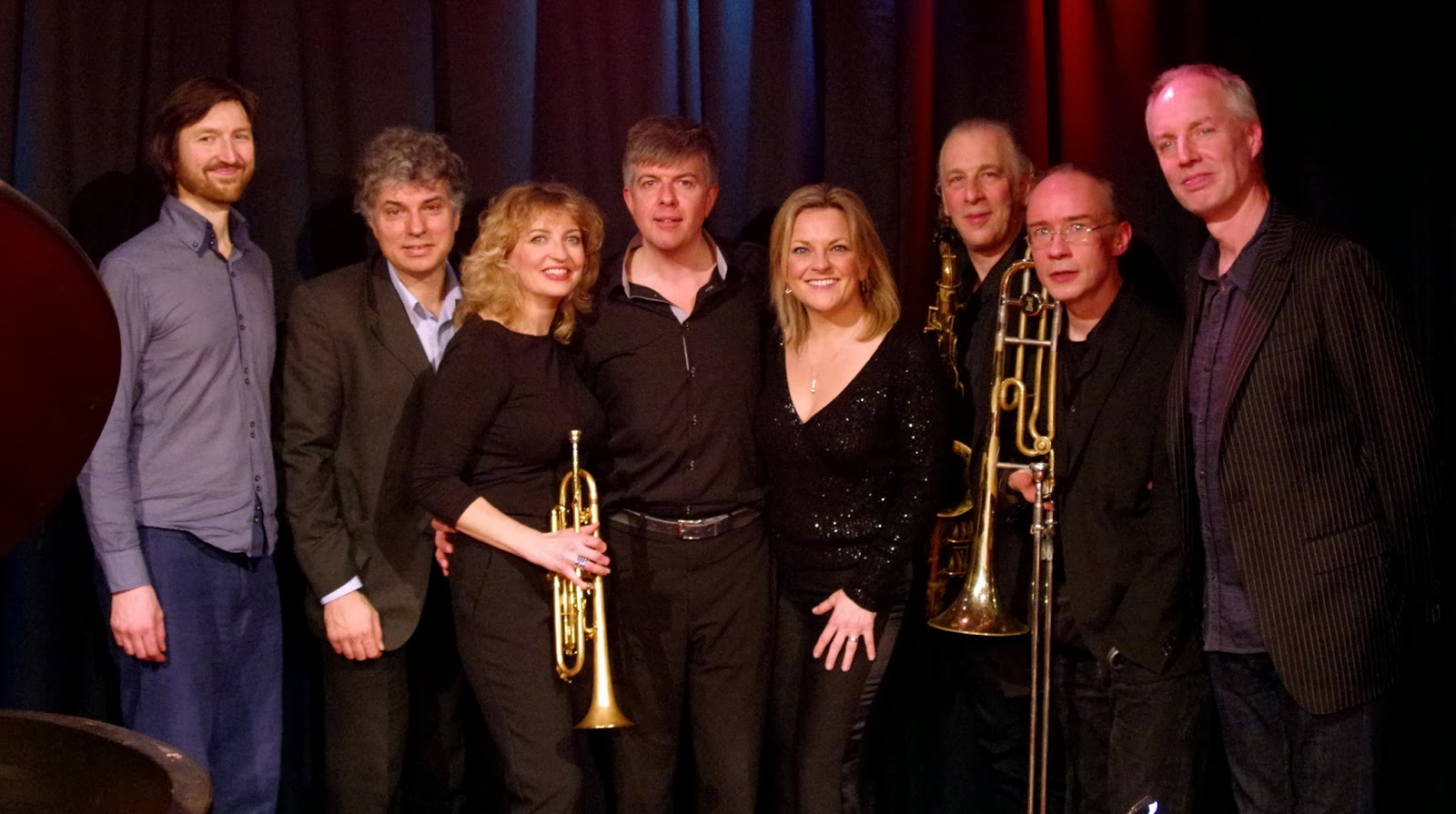 Claire Martin with the Neal Richardson Quartet and guests
