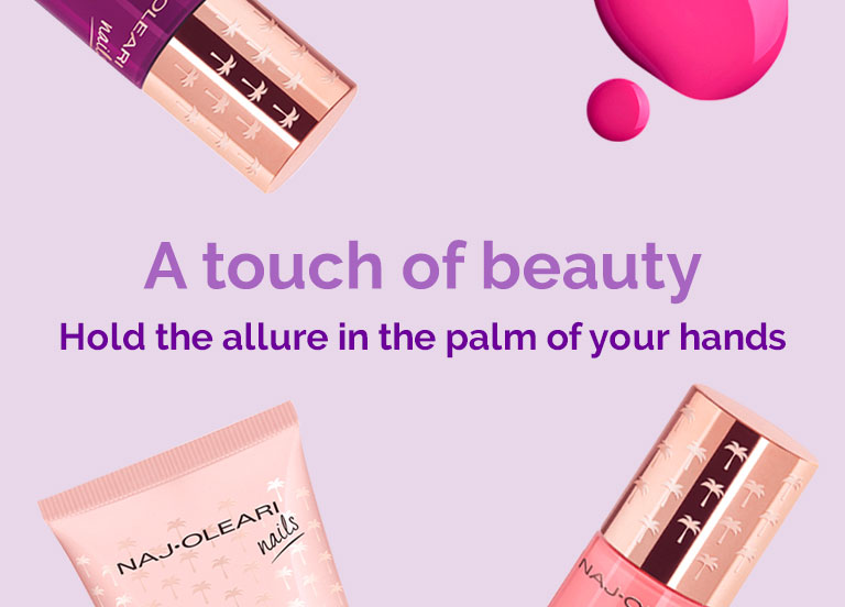 Naj Oleari Beauty - Nail care
