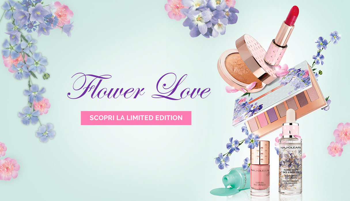 Naj Oleari Beauty - Flower Love Collection