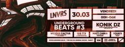 Underground BEATS #3 ! Konik dz ( Chapati express )