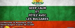 Soirée Bulgare