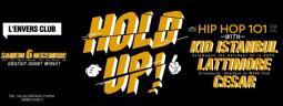 HOLD UP (hip hop 101)