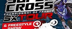 SUPERCROSS, CHAMPIONNAT DE FRANCE SX TOUR AU GALAXIE AMNEVILLE