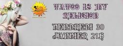 Tatoo is My Religion
