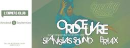 2014-15 SEASON OPENING w/ Ordoeuvre + Stanislas sound +  Briax