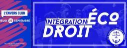 ECC présente : Intégration Droit-Éco