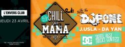 CHILL UP FESTIVAL - Jour 8 ✯ 2/2 ✯ Chill Your Mama - DJ Pone + J.Usla + Da Yan