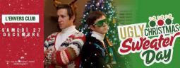 NOËL @ L'Envers Club X Concours du Pull de Noël le plus moche