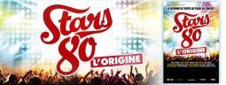 STARS 80, L'ORIGINE AU GALAXIE AMNEVILLE