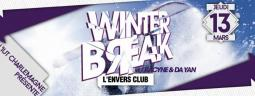 WINTER BREAK by IUT Charlemagne w/ RACYNE & DA YAN