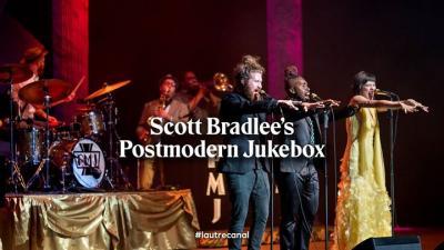 affiche_Scott Bradlee's Postmodern Jukebox