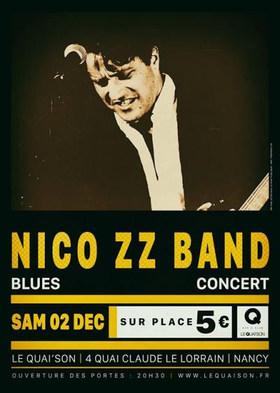 Nico ZZ Band