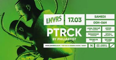 PTRCK by Philiartist - St Patrick's Day