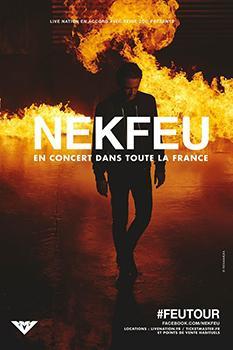 NEKFEU #FEUTOUR AU GALAXIE AMNEVILLE